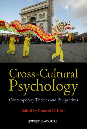Cross-Cultural Psychology: Contemporary Themes and Perspectives (EHEP002309) cover image
