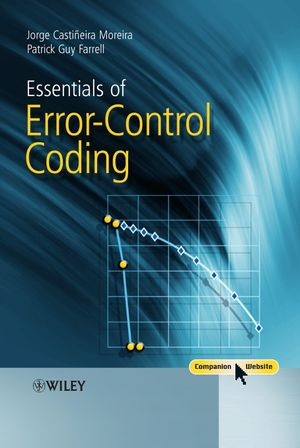Essentials of Error-Control Coding (047002920X) cover image