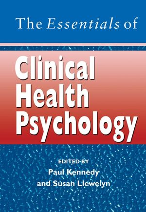 The Essentials of Clinical Health Psychology (047003260X) cover image