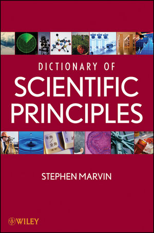 Dictionary of Scientific Principles