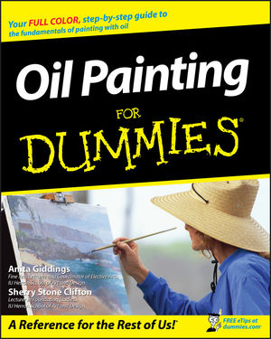 Oil Painting For Dummies (047018230X) cover image