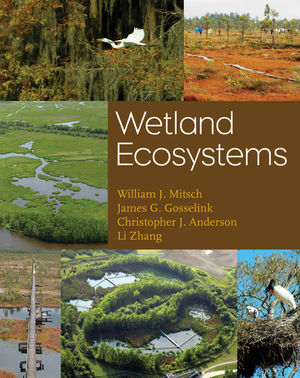 Wetland Ecosystems (047028630X) cover image