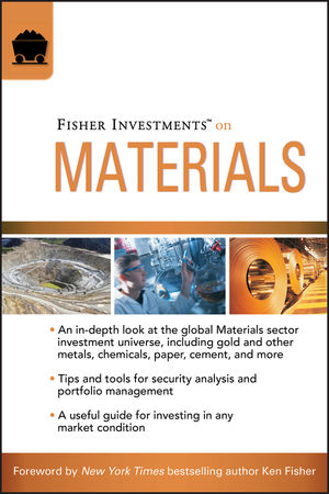 Fisher Investments on Materials (047062180X) cover image
