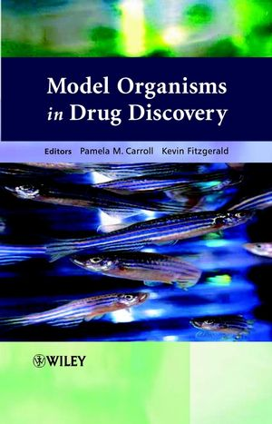 Model Organisms in Drug Discovery (047087130X) cover image