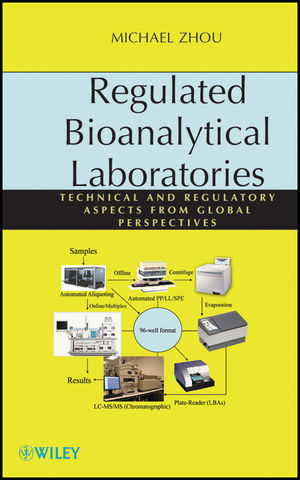 Regulated Bioanalytical Laboratories: Technical and Regulatory Aspects from Global Perspectives (047092280X) cover image
