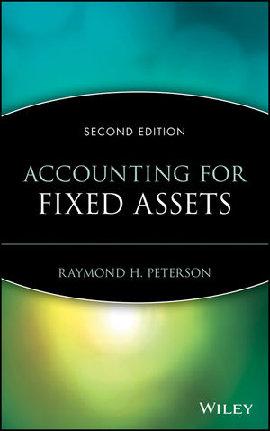 Accounting for Fixed Assets, 2nd Edition (047109210X) cover image