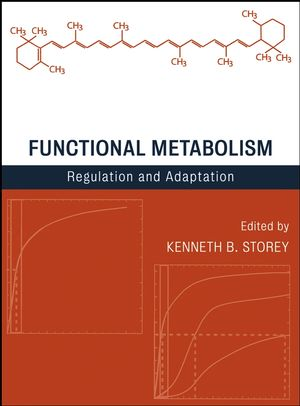 Functional Metabolism: Regulation and Adaptation (047141090X) cover image