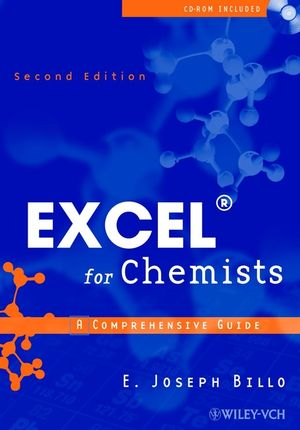 Excel for Chemists: A Comprehensive Guide, 2nd Edition