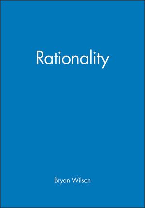 Rationality (063109900X) cover image
