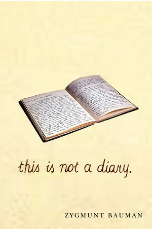 This is not a Diary (074565570X) cover image