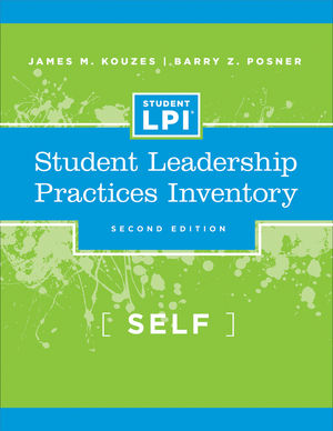 The Student Leadership Practices Inventory (LPI), Self Instrument, 2nd Edition (078798020X) cover image