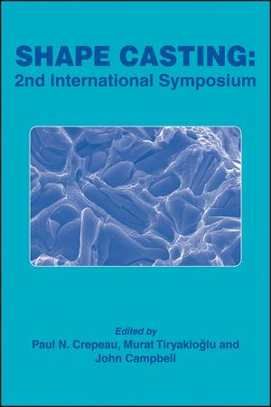 Shape Casting: 2nd International Symposium