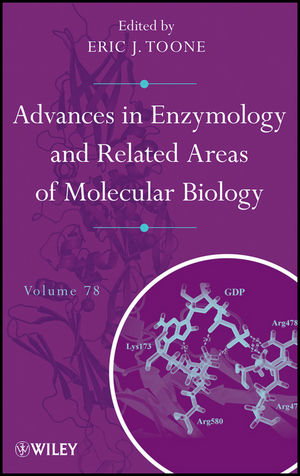Advances in Enzymology and Related Areas of Molecular Biology, Volume 78 (111810580X) cover image