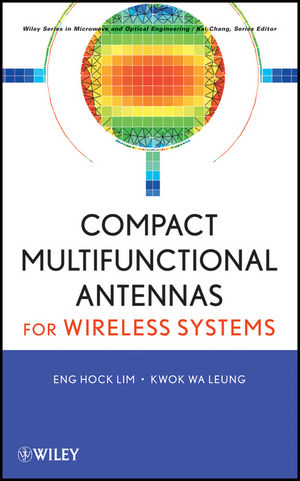 Compact Multifunctional Antennas for Wireless Systems (111824320X) cover image