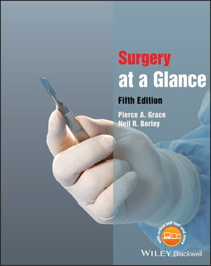 Surgery at a Glance, 5th Edition (111827220X) cover image