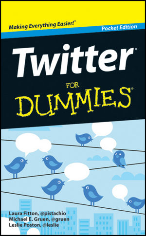 Twitter For Dummies, Pocket Edition