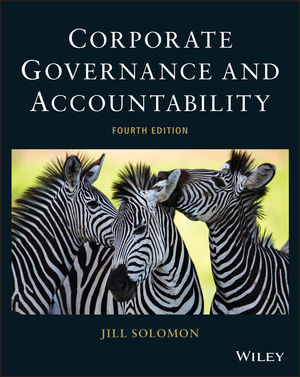 Corporate Governance and Accountability, 4th Edition
