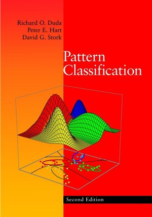 Pattern Classification, 2nd Edition (111858600X) cover image