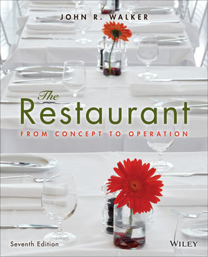 The restaurant from concept to operation 7th edition restaurant the restaurant from concept to operation 7th edition fandeluxe Choice Image