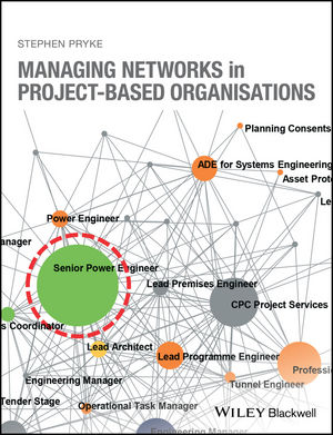Managing Networks in Project-Based Organisations (111892990X) cover image