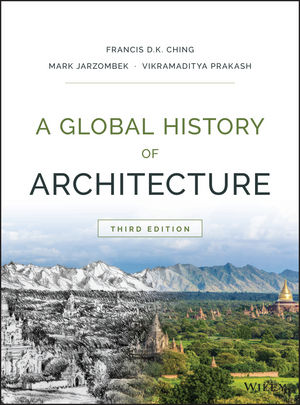 A Global History of Architecture, 3rd Edition (111898160X) cover image