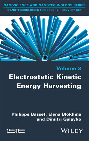 Electrostatic Kinetic Energy Harvesting (111900750X) cover image