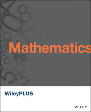 WileyPLUS Stand-alone to accompany  Mathematics 1e