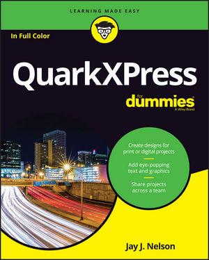 QuarkXPress For Dummies (111928600X) cover image