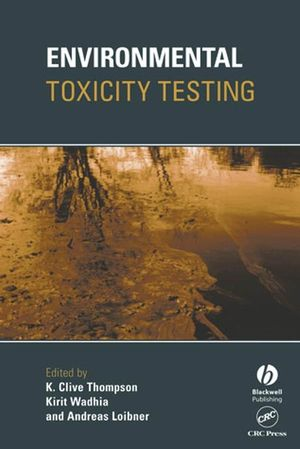 Environmental Toxicity Testing (140514470X) cover image