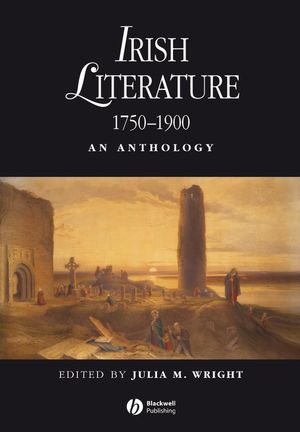 Irish Literature 1750-1900: An Anthology (140514520X) cover image