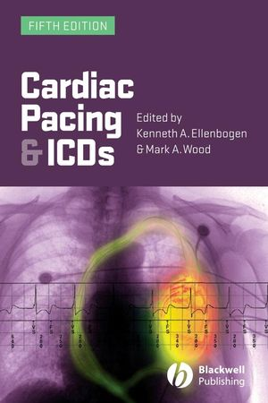 Cardiac Pacing and ICDs, 5th Edition (140516350X) cover image