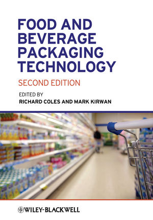 Food and Beverage Packaging Technology, 2nd Edition (140518910X) cover image