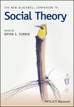 The New Blackwell Companion to Social Theory (144430500X) cover image