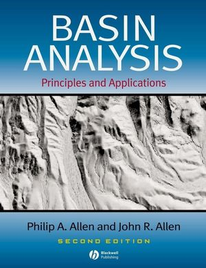 Basin Analysis: Principles and Applications, 2nd Edition (144430920X) cover image