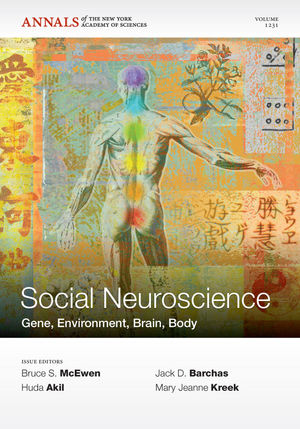 Social Neuroscience: Gene, Environment, Brain, Body, Volume 1231 (157331840X) cover image