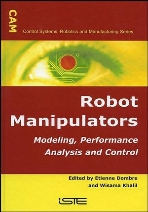 Robot Manipulators: Modeling, Performance Analysis and Control (190520910X) cover image