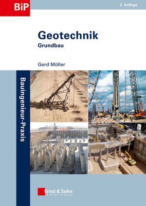 Geotechnik: Grundbau, 2. Auflage