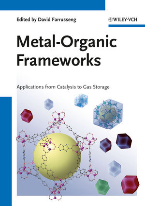 Metal-Organic Frameworks: Applications from Catalysis to Gas Storage (352732870X) cover image