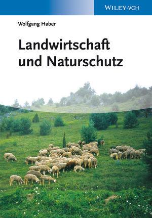 Landwirtschaft und Naturschutz (352733680X) cover image