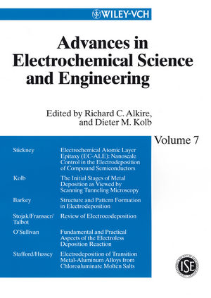 Advances in Electrochemical Science and Engineering, Volume 7