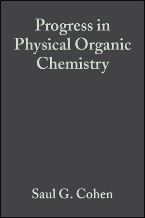 Progress in Physical Organic Chemistry, Volume 2