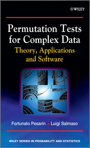 Permutation Tests for Complex Data: Theory, Applications and Software (0470516410) cover image
