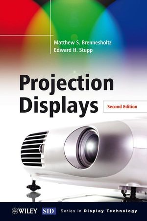Projection Displays, 2nd Edition (0470770910) cover image