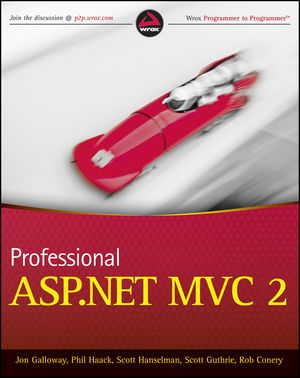 Professional ASP.NET MVC 2 (0470908610) cover image