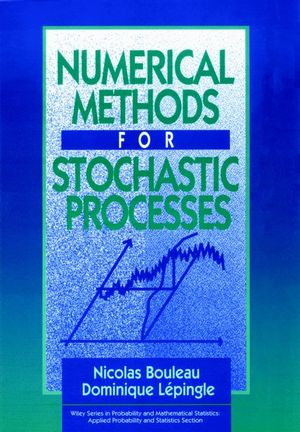Numerical Methods for Stochastic Processes