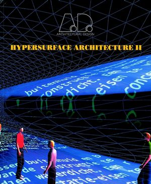 Hypersurface Architecture II (0471998710) cover image