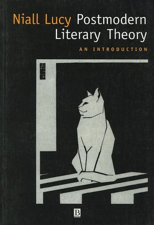Postmodern Literary Theory: An Introduction (0631200010) cover image