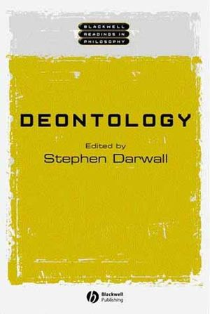 Deontology essay examples