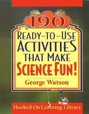 190 Ready-to-Use Activities that Make Science Fun (0787966010) cover image