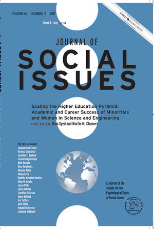 Scaling the Higher Education Pyramid: Academic and Career Success of Minorities and Women in Science and Engineering (1118245210) cover image